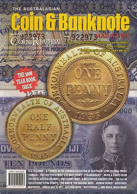 The Australasian Coin and Banknote Magazine, The 2008 Year Book Issue
