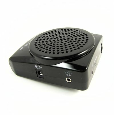 New Portable Microphone Voice Loud Booster Amplifier Teaching Speaker Waistband