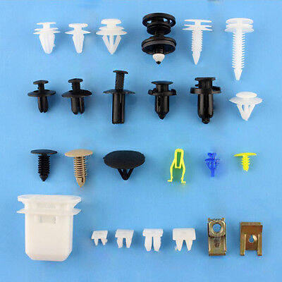 Retainer Panel Bumper Fasteners Kit Set 50-500pcs of Door Panel Trim Fastener