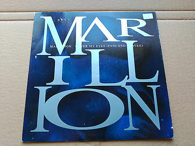 7'' Marillion - Cover My Eyes (Pain And Heaven) - Emi Uk 1991 Vg+