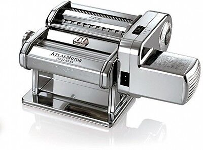 Marcato 08 0155 12 00 Pasta Machine With Atlas Motor