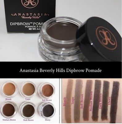 New Anastasia Beverly Hills Dipbrow Pomade 4G 5Pcs/lots