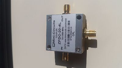 Mini Circuits ZFDC-20-4L Coupler 10 - 1000 MHz with SMA exits