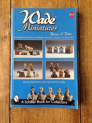Illustrated Wade Miniatures Guide Whimsies Collectors Price Guide Schiffer Book