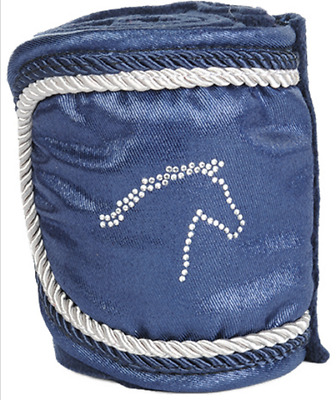 BANDAGES -HKM EXCLUSIVE-7532 by HKM RRP $59.95 in DEEP BLUE-6900, PETROL-5000