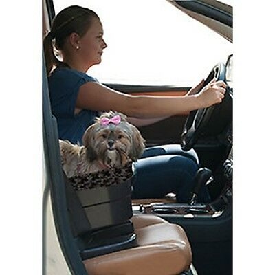 """Pet Gear 17"""" Bucket Seat Booster With Insert"""