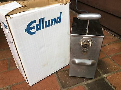 Edlund No. 203 - Two Speed Electric 115 Volt Commercial Can opener  - Very Good