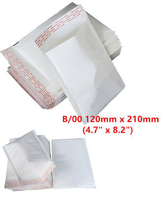 B/00 High Quality Padded Bubble Lined Mail Envelope Postal Bags Mail Bags 4U