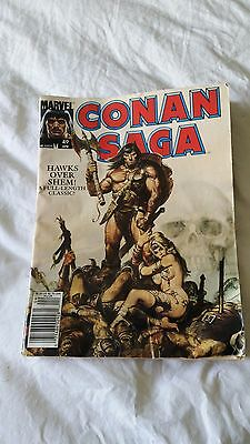 Conan Saga #49 (Apr 1991, Marvel)