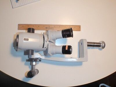 Zeiss Surgical Microscope Photo Colposcope T* 172193 - F125/16 - F 300 T* - 12.5