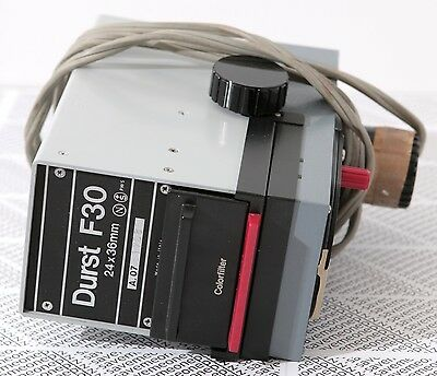 Durst F60 Photographic Photo Enlarger Head 24x36mm - Only!