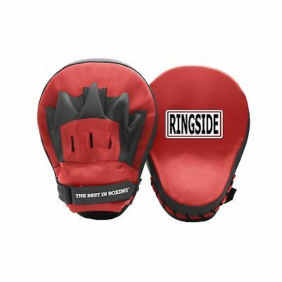 BEST SELLER, Ringside Curved Focus Punch Mitts