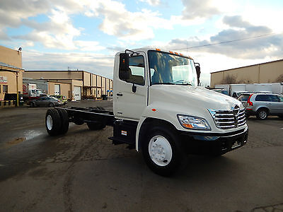 2008 HINO 268 Cab and Chassis, NON CDL, ONLY 129,000 MILES,Allison AUTOMATIC,A/C