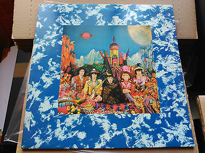 Lp The Rolling Stones - Their Satanic Majesties Request - Decca Netherlands Re