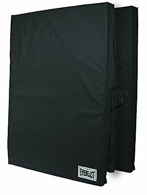 Everlast Folding Exercise Mat 72-Inch by 24-Inch (Black) - NEW!