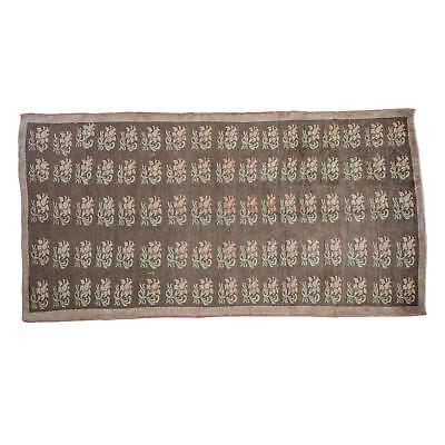 Cute Distressed Konya Carpet - 5' x 9'6""