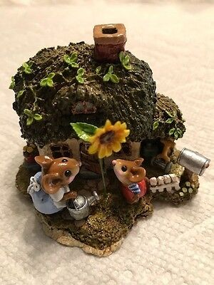 Wee Forest Folk M-311 A Cottage for All Seasons--Summer