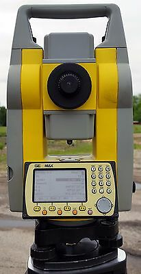 """Geomax Zoom 20  5"""" Total Station"""