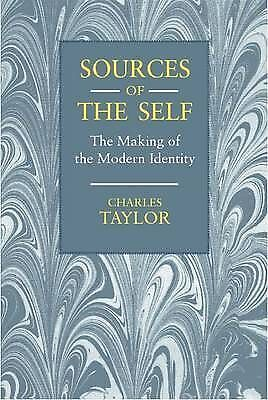 Sources of the Self: The Making of the Modern Identity-ExLibrary