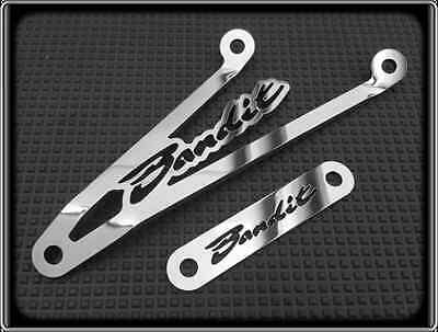 Polished R/H Exhaust Hanger & Blank for SUZUKI GSF1200 BANDIT 2007, GSF 1200