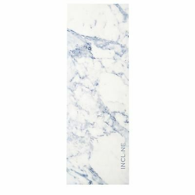 Incline Fit Carrara Marble Printed Premium Yoga Mat