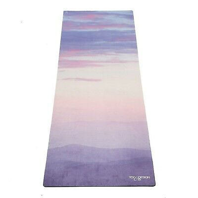 The Combo Yoga Mat 1 mm. TRAVEL VERSION. Lightweight Ultra-Foldable Non-slip ...