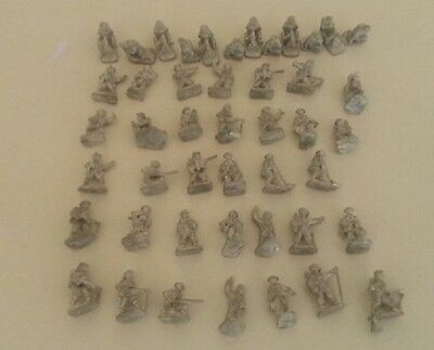 15mm British Heavy Weapons + command 46 figures by Peter Pig