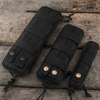Outdoor Knife Pouch Anti-cut Durable Protective Knife Holster Field Survival