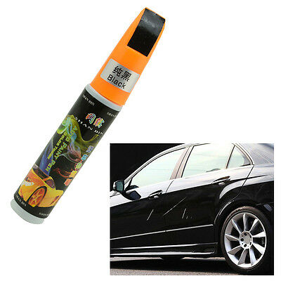 Car Vehicle Scratch Touch Up Repair Black Paint Pen Fix Scratching Remover Tool