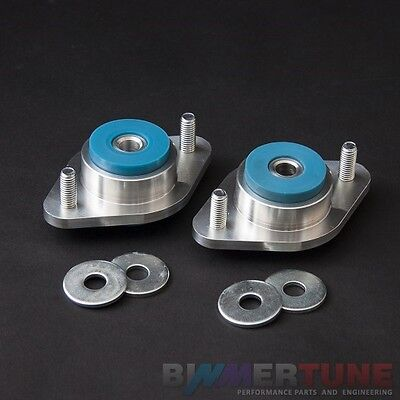 BMW uprated rear shock top mounts RSM E30 E36 E46 Z3 M3 track Poly HD BIMMERTUNE