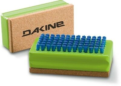 Dakine Nylon/Cork Snowboard Base Brush Green