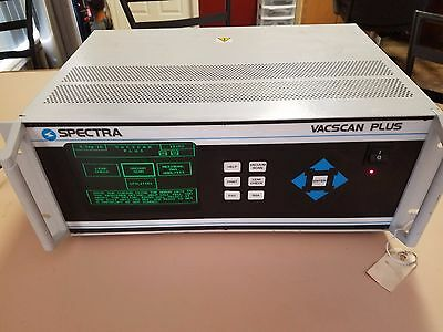 Spectra VacScan Plus Gas Lab Analyzer LM7-00793002