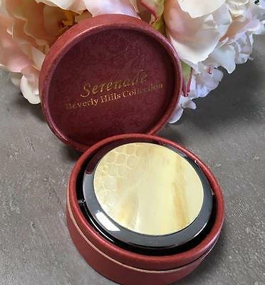 Vintage Serenade Mirror Compact - Beverly Hills Collection