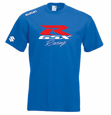 Juko Kids Suzuki GSX Racing T Shirt GSXR Motorsport Motorcycle
