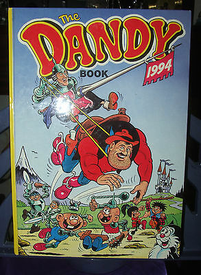 The Dandy Book 1994 Price Unclipped