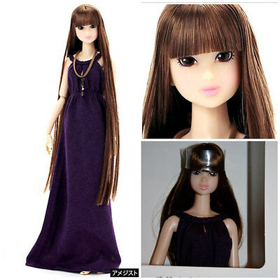 CCS Petworks Momoko 12NY Home 27cm doll Better Fortune Amethyst NRFB