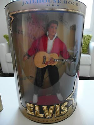 1993 Hasbro Collector Edition Elvis Presley Jailhouse Rock  Doll Nrfb