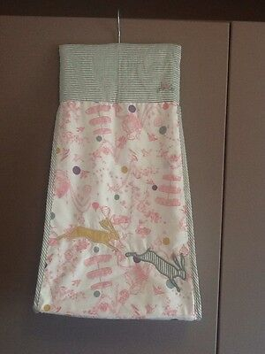 Joules baby girl nappy stacker