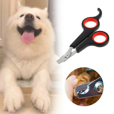 Pet Grooming Nail Clipper Claw Cutter Trimmer Nail Cutting Scissor for Animals