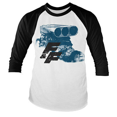 Officially Licensed Fast and Furious Fast /& Furious NYC Hoodie S-XXL Sizes