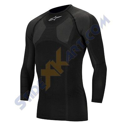 Camiseta Alpinestars KX TOP Manga Larga - 4756212 - Alpinestars
