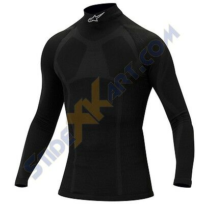 Camiseta Alpinestars KX Winter TOP Manga Larga - 4756012 - Alpinestars