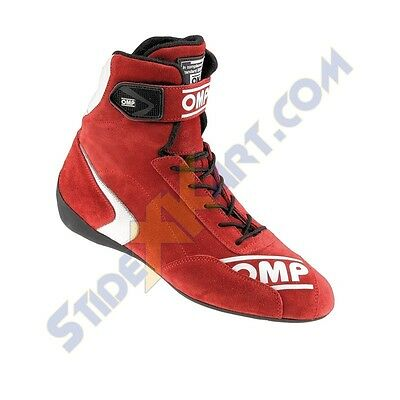 Botas OMP FIRST HIGH - IC/799 - OMP