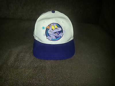 NWOT Disney's Epcot Center Kids Vintage Figment Cap