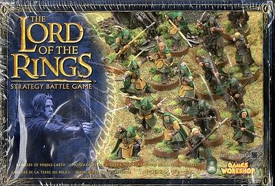 The Lord of the Rings – Il Signore degli anelli  Rangers – Raminghi