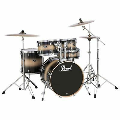 Pearl EXL725SPC Export Lacquer Series Drum Set with Hardware in Nightshade Lacqu