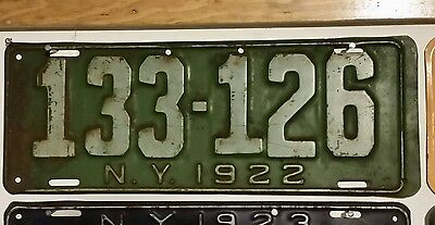 Image result for original new york state license plates