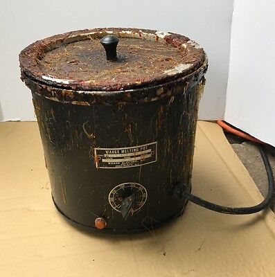 WAAGE MELTING POT WP8A-19-1~115 AC / 900 WATTS, Free Shipping
