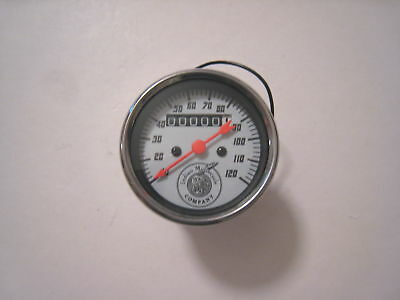 Indian Motorcycle 99-01 MPH Mech Speedometer - 56-001