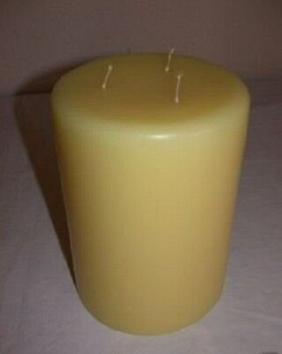 Partylite PINEAPPLE 3-wick candle  6 X 8